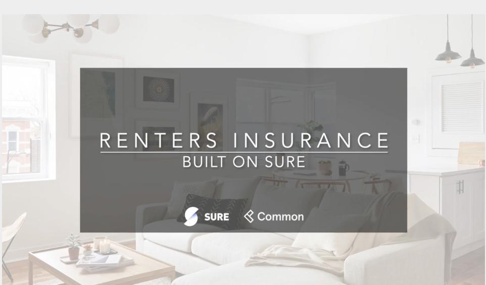 Renters Insurance Built on Sure